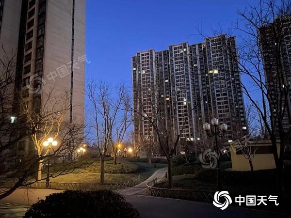 """北京欢迎""""49""""在线今天晴天 白天气温略有上升 应该出去"""