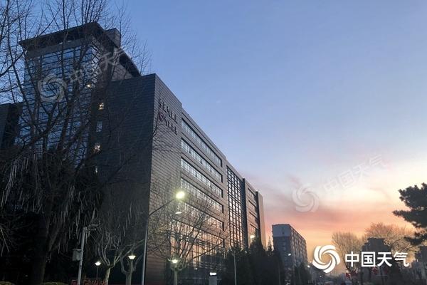 北京周末暖意十足 明天最高温18℃
