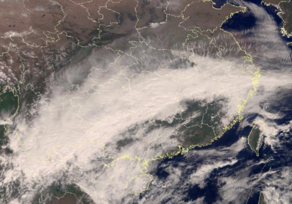 春雷响!南方大规模降水来袭 在春节前夕 许多地方会在今年年初打雷