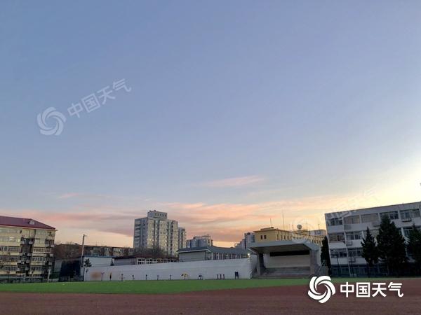 14℃骤降!冷空气袭击强烈 北京今天最高气温只有11摄氏度