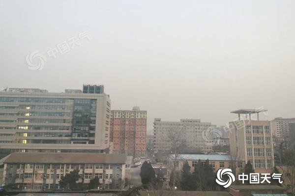 暖意浓浓迎除夕!今天北京最高气温13℃ 早上东南部有轻雾