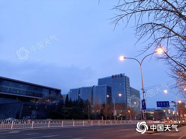 3℃!北京可能迎来一周中最冷的一天