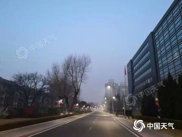 大年初一北京最高15℃ 初三将有雨雪降温
