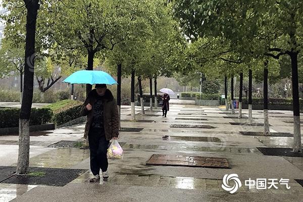 立春冷空气结束后 南方将会变暖并频繁下雨