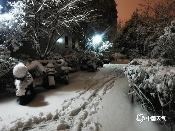 牛年来北方最强雨雪!百个站点破历史同期极值 还有这种神奇现象
