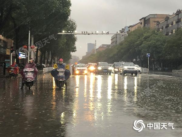 未来一周湖南将有频繁的雨天 气温将继续下降