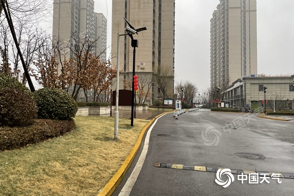 今天北京城市温度更高 纯雪可能性更低 旅行需要防止道路湿滑