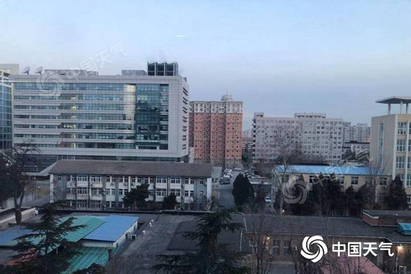 北京立春七阵节气 温度上升5天 最高温度超过10℃