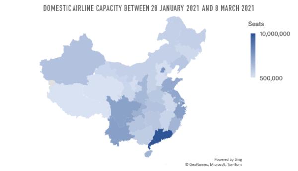 2021年春运可能不及往年规模大,但中低风险地区出行需求仍旺盛