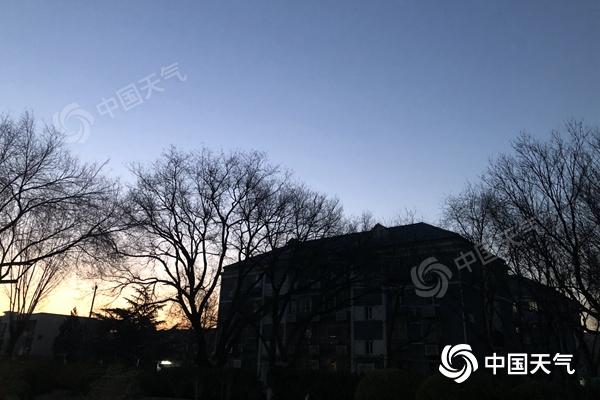 北京阳光在线迎小年 气温继续上升明天最高可达11℃