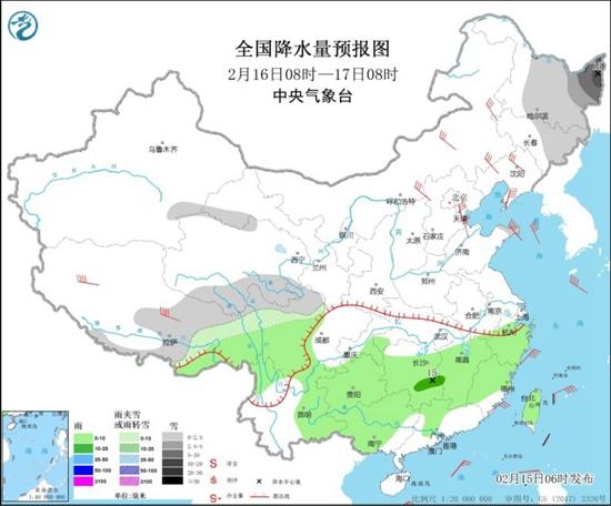中东部大部地区有大风降温天气 辽宁吉林局地降幅可超10℃