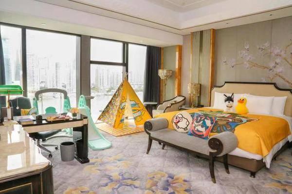 璞富腾酒店及度假村带你解锁就地过年春节新玩法