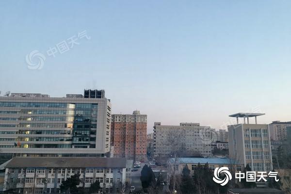 冷淡依然存在!今天 北京的阵风将达到6级春节假期 并开始变暖模式
