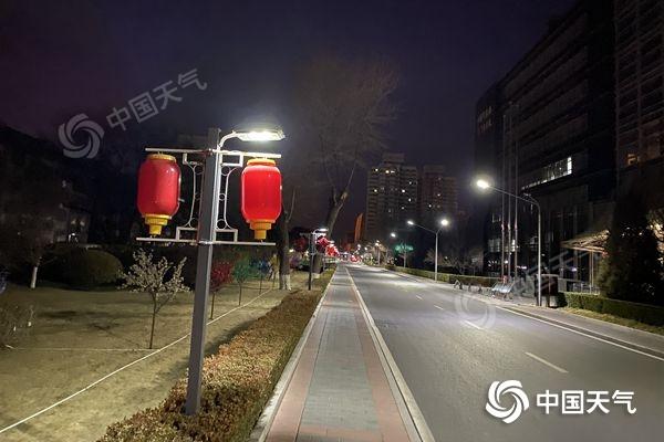 冷空气来了!今天北京的最高温度将降至5摄氏度