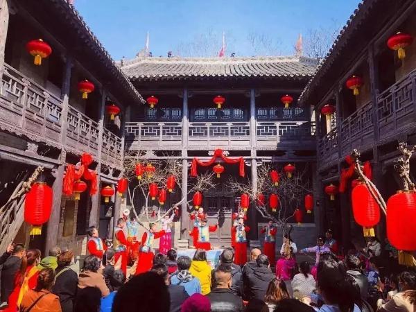 春节假期山西接待国内游客1907万人次 实现旅游收入112亿元