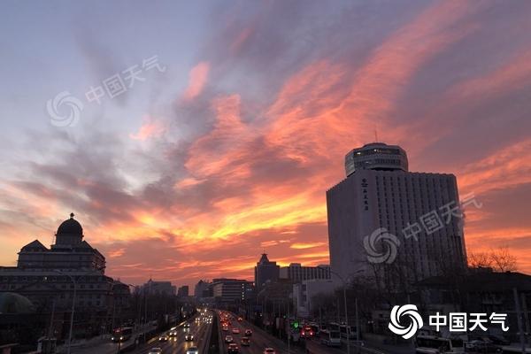 温暖回归!北京今天最高气温将达到15摄氏度