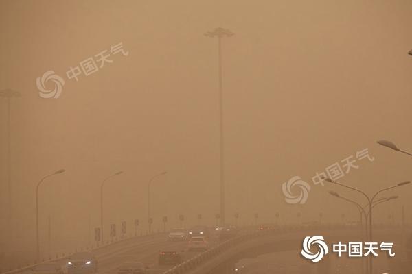 明起北方新一轮大范围沙尘天气来袭 专家解析为何今年频现沙尘?
