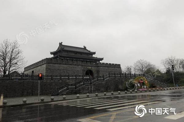 未来三天湖南阴雨在线 湘南局地有暴雨