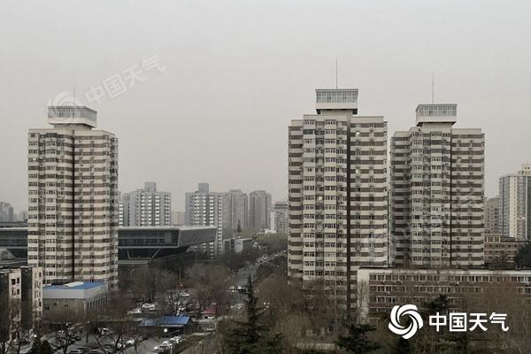 未来三天北京会感觉冷 后天大部分时间会下雨