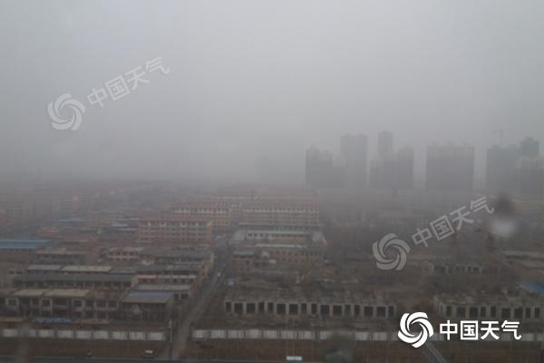 内蒙古将迎来大范围的雨雪 气温将明显下降