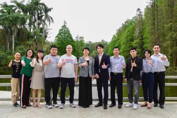 中国科学院华南植物园与美团签订合作协议,共推景区智慧化建设