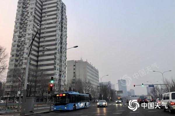 回暖!北京明天最高气温将升至15℃