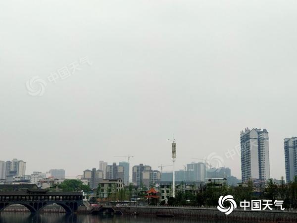 冷空气来了!湖南今明天风雨交加 东南部累计降温幅度超10℃