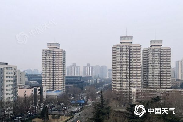 温暖!今天北京的天气会转晴 最高气温会达到15摄氏度