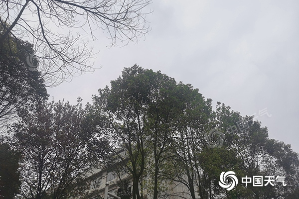 今天湖南降雨持续局地最高气温降幅达10℃ 明起天气转好