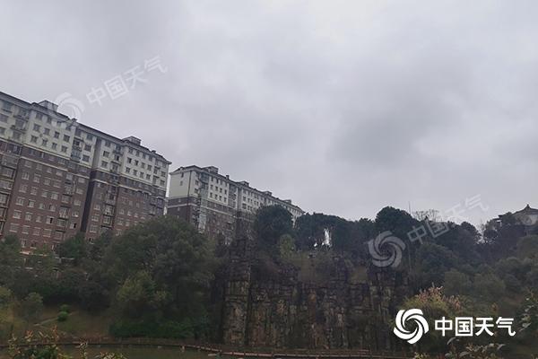 今明天湖南雨势增强 湘中偏南局地大雨