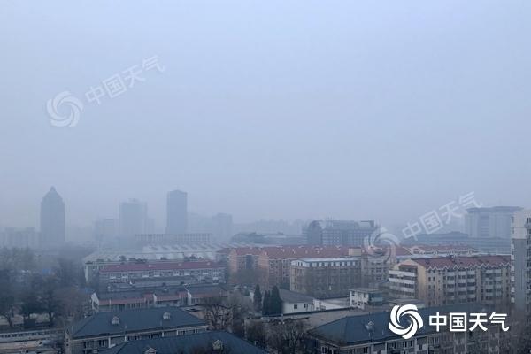 今天北京大气扩散条件不佳 明起迎小雨