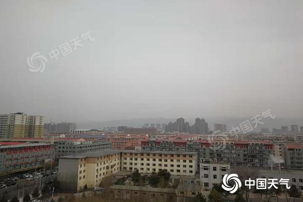 未来三天内蒙古中东部局地或现中雪
