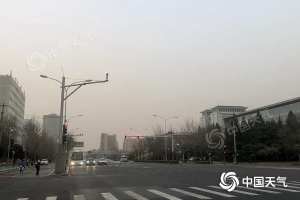 未来三天北京春暖回归 最高气温20℃