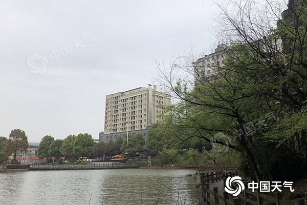 本周 当天气变暖时 中国大部分地区都在变暖