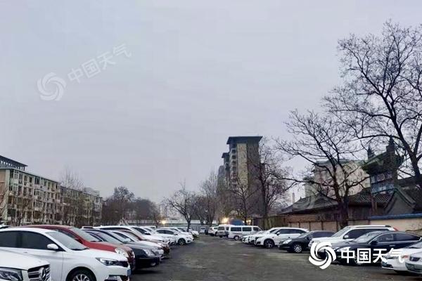 北京未来三天以晴为主气温连升