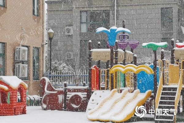 北方雨雪消退 气温持续上升 本周南方多雨