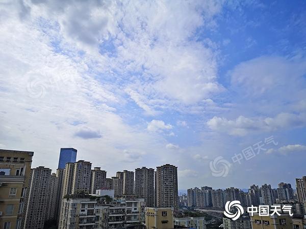 """重庆17区县度过史上最暖2月!今日阴雨""""上线"""""""
