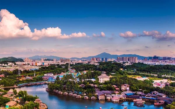 深圳龙华全力以赴创建省级全域旅游示范区