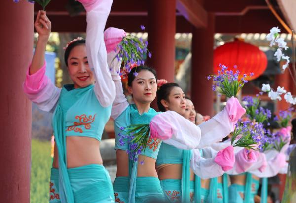 北京民俗博物馆举办清明节气主题活动