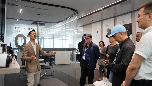 中国名作家编剧看好宝安影视产业发展前景