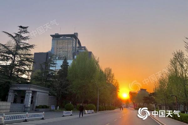未来三天 北京将是晴天或多云 昼夜温差10摄氏度