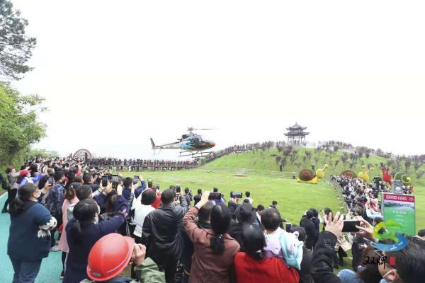 2021年湖南省(春季)乡村文化旅游节在永州双牌县开幕