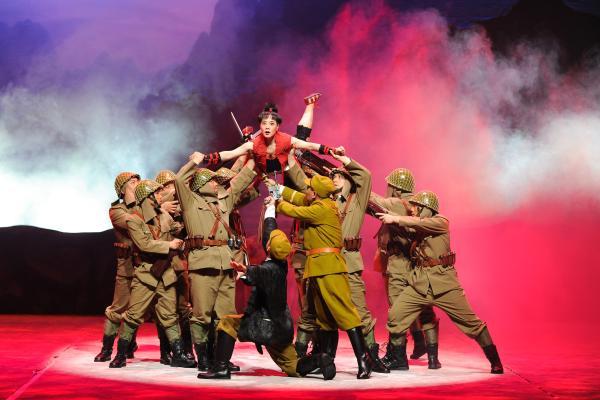 儿童京剧《少年英雄·王二小》将于4月10日在石家庄首演