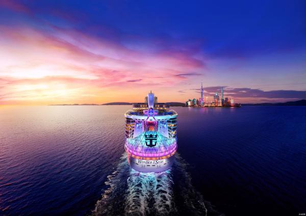 皇家加勒比2022年将遣全世界最大邮轮部署中国市场