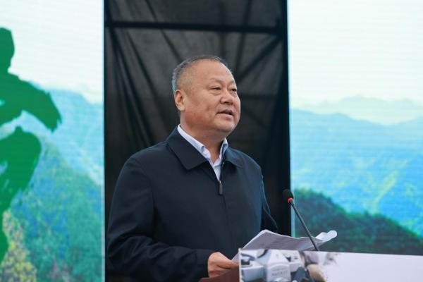 """""""让世界看见秦岭""""书画摄影系列文化活动在西安启动"""