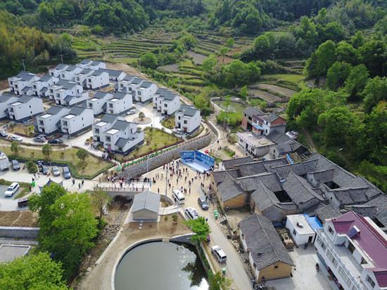 """安徽新增6个""""全国生态文化村"""""""