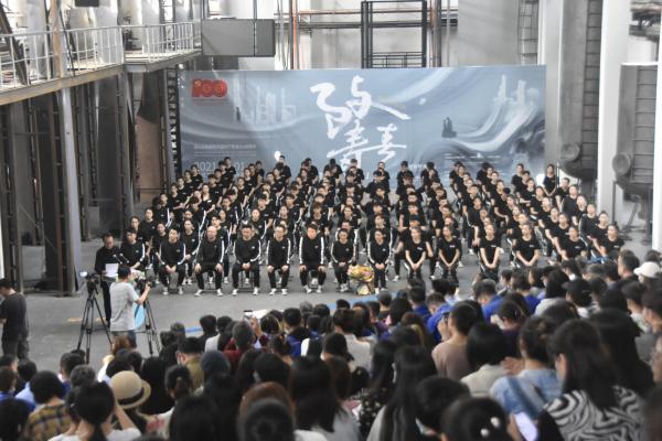 著名导演张继刚与观众分享音乐剧《致青春》创作故事