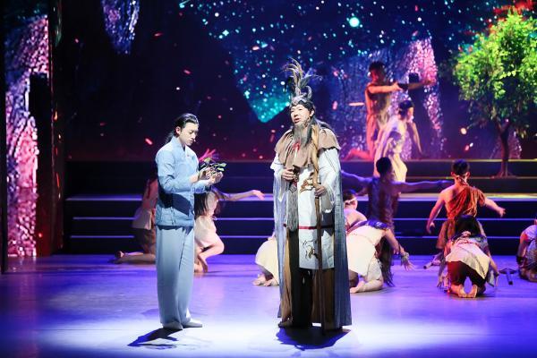 《茶道:一叶乾坤》:以史诗音乐剧的形式讲述茶香中国的故事