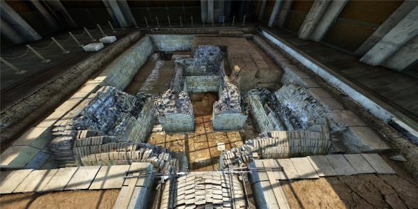 2020全国十大考古新发现之江苏徐州土山二号墓