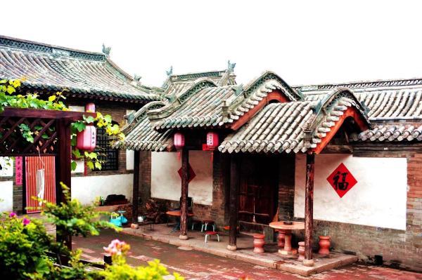 """北方美丽瓷乡——河北井陉县南横口""""陶瓷水镇"""""""